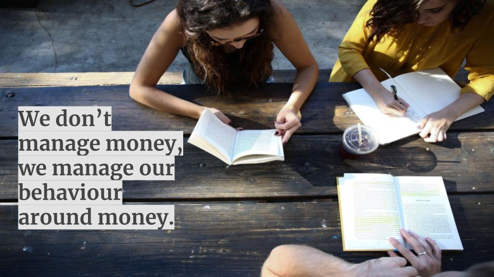 Money Coaching: the one thing that can change everything in your business