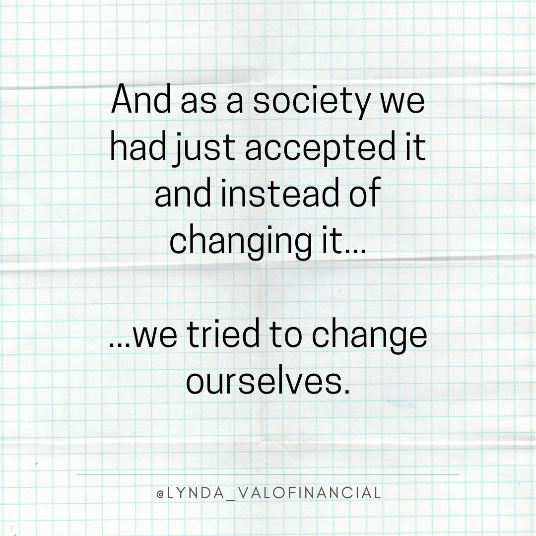 Lynda James Valo Financial Change Ourselves Make and Manage Money